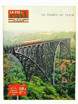 La Vie du Rail [ lot de 25 numéros avec des articles relatifs aux chemins de fer dans le ...