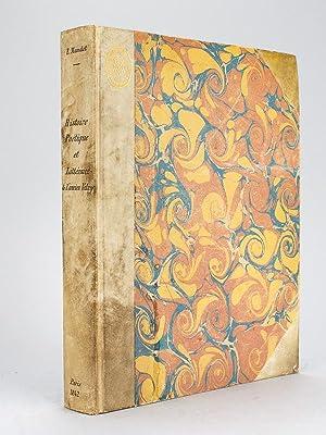 Histoire Poétique et Littéraire de l'Ancien Velay.: MANDET, Franciscque