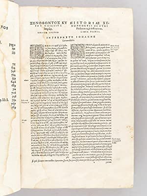 Xenophontis et Imperatoris & Philosophi clarissimi omnia, quae exstant, opera, Ioanne ...