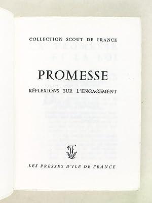 Promesse. Réflexions sur l'Engagement.: Collectif ; HEGO, Père G.