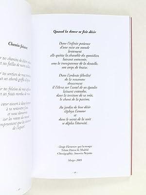 Au large de l'amour. Poèmes.: HESS, Amalitha