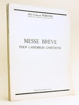 Lot de 4 ouvrages de l'Abbé Portier: PORTIER, Abbé Ferdinand