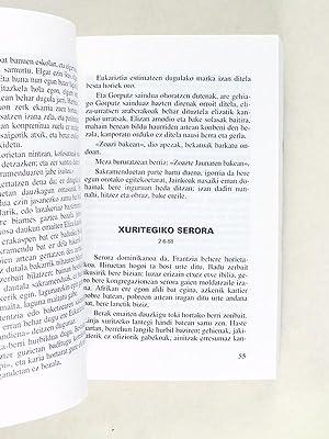 Artzain Solas [Avec : ] Jauna Dut Argi Tomes 1 et 2 [ Avec : ] Aitaren Etxerat. Mundu Berri, Eliza ...