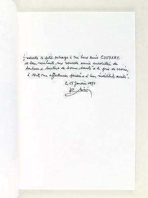 Cent Poésies pour cent artistes amis, peintres & sculpteurs.: GUIGNE, Georges-Ren�