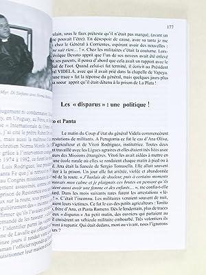 Vous serez mes témoins. Con los pobres. Argentine 1970-2002: PLANCOT, Charles