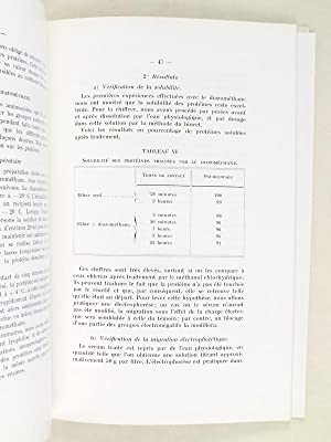 Contribution à l'étude de la méthylation des protéines. Etudes ...