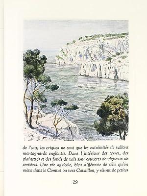 Images de Provence.: GIONO, Jean ; (SAMSON, Ch.)
