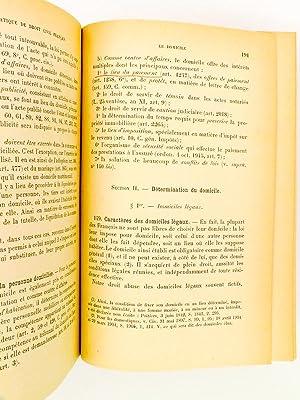 Traité pratique de droit civil français : Tome 1 Les Personnes , état et ...