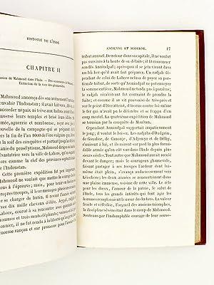 Histoire de l'Inde Ancienne et Moderne: Marlès, J. de