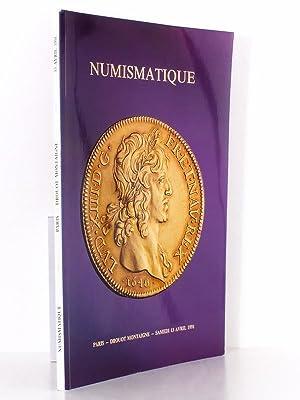 Numismatique - monnaies de collection en or: ADE, Me Antoine