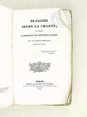 De l'Armée selon la Charte, et d'après l'expérience des derni&...