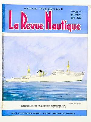 La Revue Nautique , revue mensuelle ( Lot de 9 numéros, année 1958 ) : n° 194. f&...