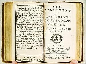Neuvaine à l'Honneur de S. François Xavier, de la Compagnie de Jésus, Ap&...