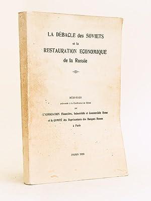 La débacle des Soviets et la restauration: Collectif ; l'Association