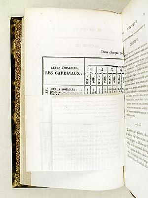 Histoire du Pape Léon XII (2 Tomes - Complet): ARTAUD DE MONTOR, M. le Chevalier
