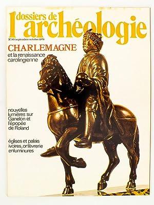 Les dossiers de l'Archéologie (revue) n° 26 à 31 ( année 1978 compl&...