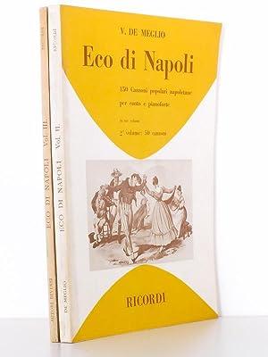 Eco di Napoli - 150 Canzoni popolari: MEGLIO, V. De