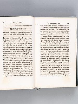 L'Angleterre au Commencement du Dix-neuvième Siècle. [ Edition originale ]: DE ...