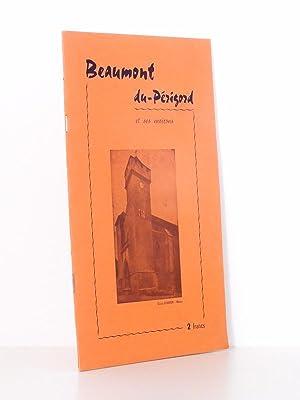 Beaumont du Périgord et ses environs ( La Bastide de Beaumont-du-Périgord ): Syndicat...