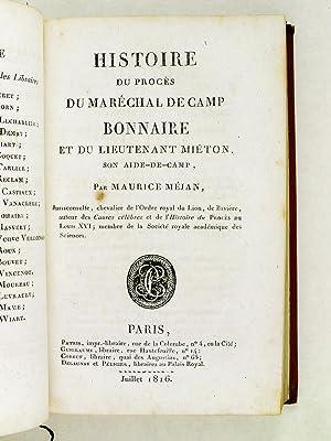 Procès du Contre-Amiral Comte Durand de Linois, gouverneur de la Guadeloupe, et de l'...