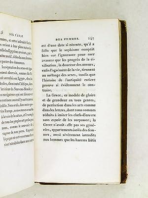 Maximes et Réflexions sur différents Sujets de Morale et de Politique (2 Tomes - ...