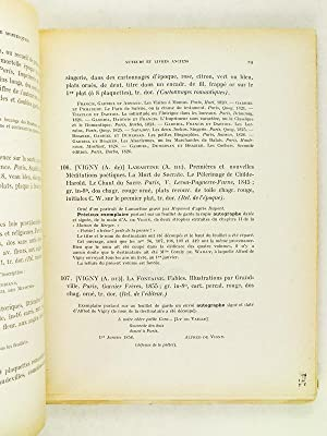 Robert de Montesquiou - Bibliothèque. Préface de Maurice Barrès [ Catalogue de...