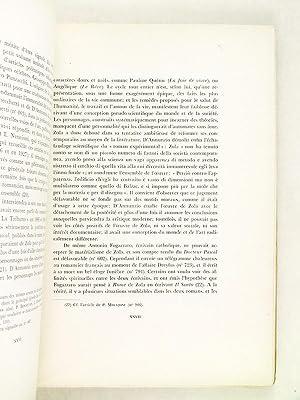 Bibliographie de Zola en Italie: MENICHELLI, Gian Carlo