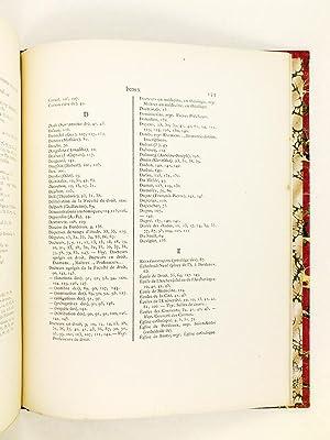 Statuts et Règlements de l'Ancienne Université de Bordeaux (1441 - 1793) [ ...