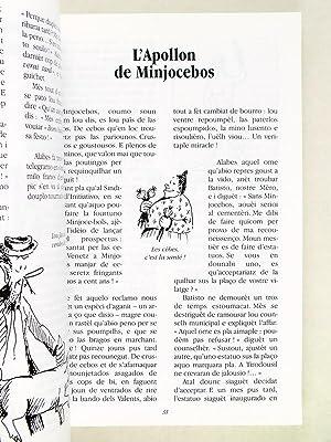Catinou et Jacouti. et le petit monde Minjecèbes [ On joint : ] Le Dictionnaire de La ...