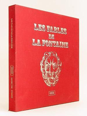 Les Fables de La Fontaine [ Coffret de 10 disques et brochure par Paul Guth - Complet ]: LA ...