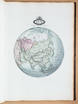 Atlas Sphéroïdal et Universel de Géographie. Dressé: GARNIER, F.A.