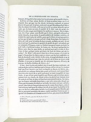 Oeuvres complètes de Buffon. Tome 4 : Les Singes - Additions aux quadrupèdes: BUFFON ...