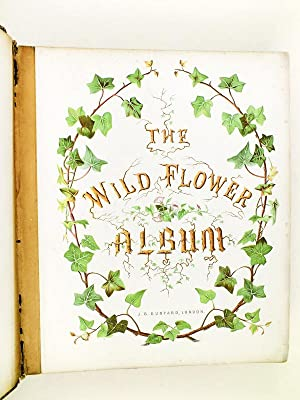 The Wild Flower Album [ Album photographique vide ]: Collectif