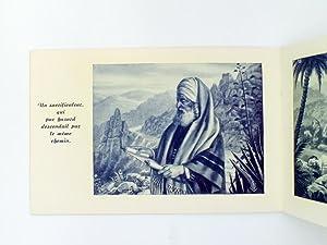 Le Bon Samaritain , illustrations de S. Bastide (exemplaire dédicacé par l'...