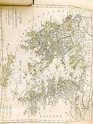 Abrégé du Voyage du Jeune Anacharsis en Grèce (2 Tomes - Complet): C**, Ant. ;...
