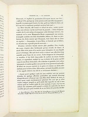 Histoire de la Dévotion au Sacré-Coeur. Tome I : Vie de Sainte-Marguerite Marie: ...