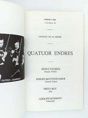 Mai Musical International de Bordeaux ( lot de 19 années consécutives : 1970 à...