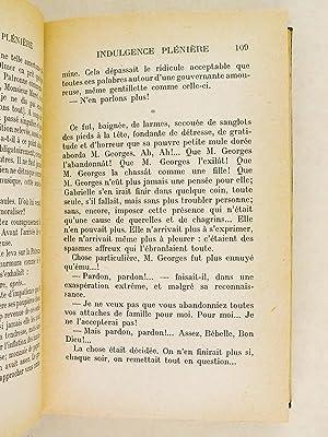 Indulgence Plénière [ Livre dédicacé par l'auteur ]: LA VARENDE, ...