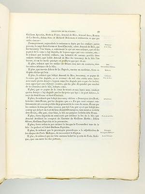 Registres de la Jurade , délibérations de 1414 à 1416 et de 1420 à 1422...