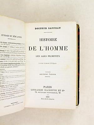 Trois livres en un vol.) Histoire de la Terre. Entretien sur le passé, le présent et ...