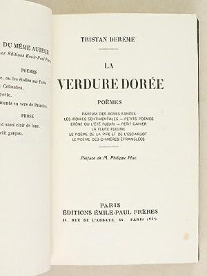 La Verdure Dorée - L'Escargot Bleu - L'Enlèvement - L'Onagre orang&...