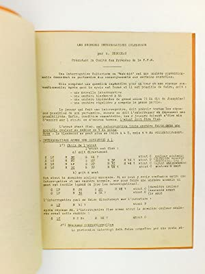 Les demandes de chelems dans le bridge moderne ( exemplaire dédicacé par l'...
