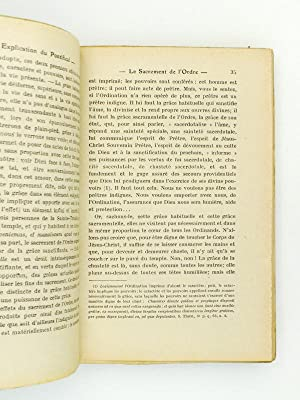 Explication du Pontifical - Commentaire historique, dogmatique et moral.: GONTIER, P.