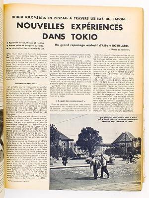 Les beaux albums Sciences et Voyages , année 1955 ( année complète, du n° ...