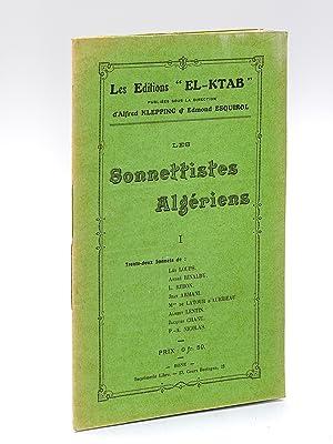 Les Sonnettistes Algériens. I : Trente deux sonnets de Léo Loups - André ...