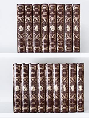 Lot de 17 vol. coll. Les Romans: WERFEL, Franz ;