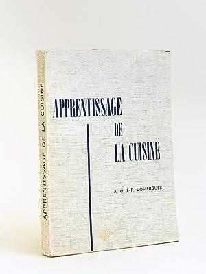 Apprentissage de la Cuisine: DOMERGUES, A. et J.-P.