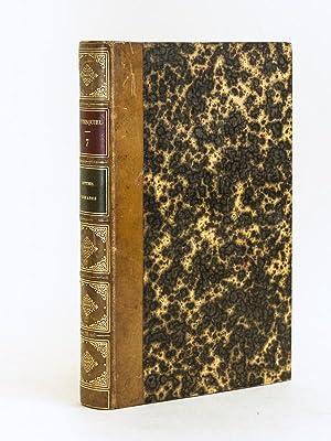 Oeuvres de Montesquieu. Tome VII : Lettres: MONTESQUIEU ; (DESTUTT