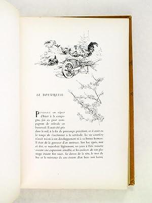 Contes pour les Soirs d'Hiver [ Livre dédicacé par l'auteur ]: THEURIET, ...