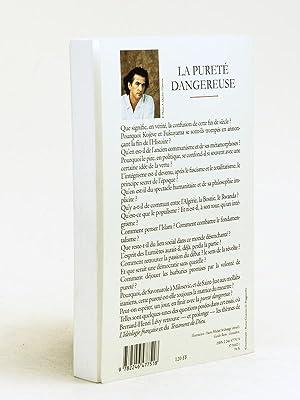 La Pureté Dangereuse [ Livre dédicacé par l'auteur à Jacques ...